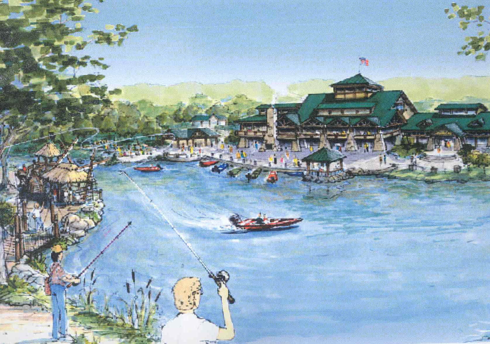 Mgm Theme Park